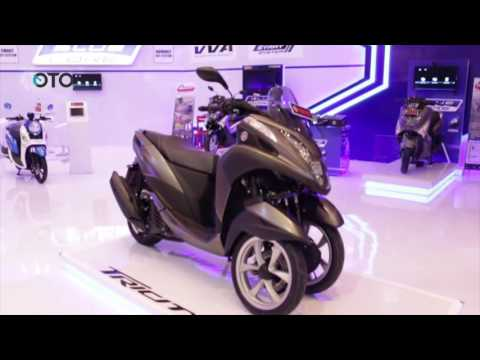 First Impression Yamaha Tricity 155