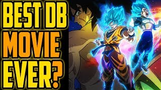 Dragon Ball Super: Broly Movie Review