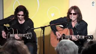"EUROPE ""Not Supposed To Sing The Blues"" Acoustic - SWR 1 Radio Concert"