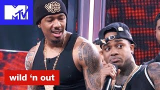 Ta'Rhonda Jones & Lil Bibby Get Roasted By The Gold Squad | Wild 'N Out | #Wildstyle
