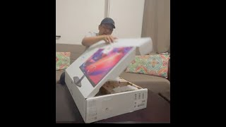 Unboxing Dell monitor S2721NX and setup and detailes