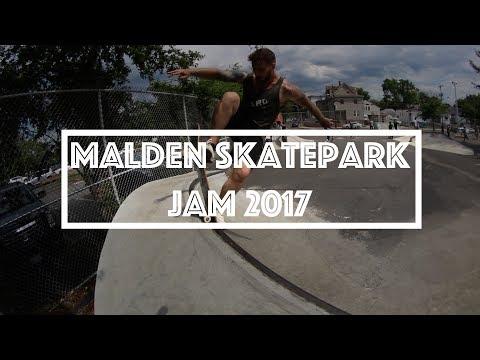 Malden Skatepark Jam 2017