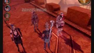 Dragon Age Origins: Alistair vs. Zevran