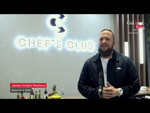 Executive Chef James celebrates the importance of Gulfood for hospitality and F&B
