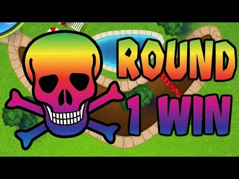 Bloons TD Battles: Round 1 Glaive Lord & More! | World