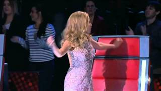 Sheppard - Geronimo Live on The Voice Oz 2014 Final