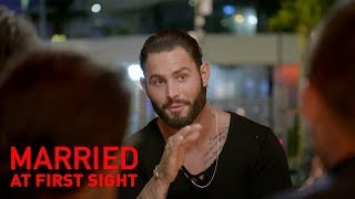 All the secrets and revelations from boys night | MAFS 2019