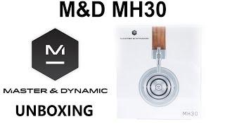 סקירה שעשיתי על אוזניות Master & Dynamic MH30