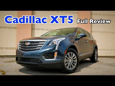 External Review Video mGKRP7K7e14 for Cadillac XT5 Crossover