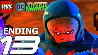 LEGO DC Super Villains - Gameplay Walkthrough Part 13 - Ending & Final Boss (Full Game)