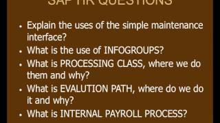 SAP HR MODULE ( HCM ) Introduction tutorial for Beginners