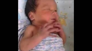 Anak Shaheizy Sam & Syatilla Melvin | Syeriv Shamheizy