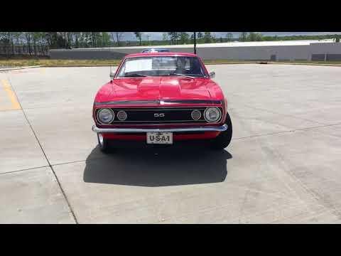 Video of '67 Camaro - OG4I