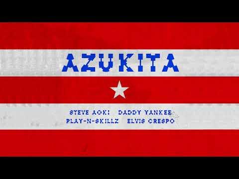 Steve Aoki & Daddy Yankee & Play & N Skillz & Elvis Crespo – Azukita Video