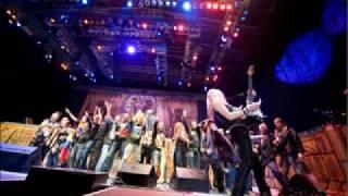 Iron Maiden Heaven Can Wait /28/02/08