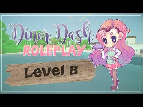 Minecraft ≡ Diner Dash Roleplay Season 2 ≡ Level 8 | Atlantis Court