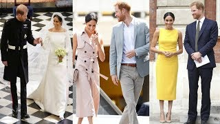 20 Times Meghan Markle Absolutely Nailed Royal Fashion