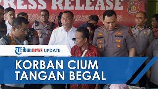 Rekaman CCTV Aksi Begal di Medan, Cerita Korban yang Tangannya Patah hingga Tersangka Ditembak Mati