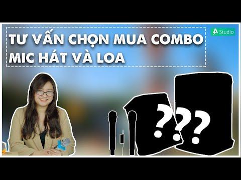[Tư vấn] Chọn mua Combo loa bluetooth + Mic Karaoke tốt nhất hiện nay
