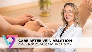 Medical Clinic: Care After Vein Ablation | Dr. Caroline Novak | Vein Treatment Clifton 07013