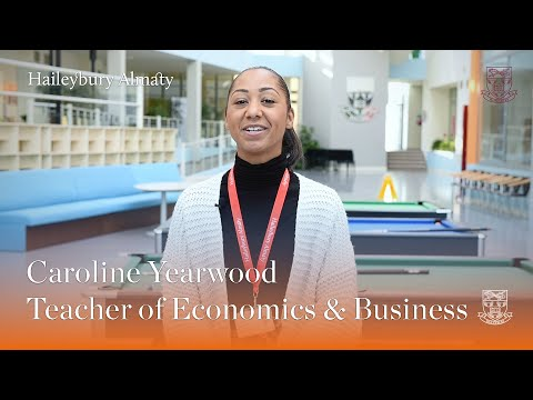 Caroline Yearwood | Teacher of Economics & Business