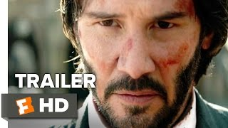 John Wick Chapter 2 Official Trailer 1 2017  Keanu Reeves Movie
