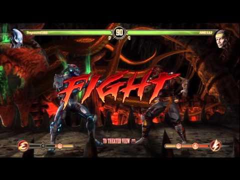 Mortal Kombat 9 Gamefaqs King Of The Hill 7/24/2011