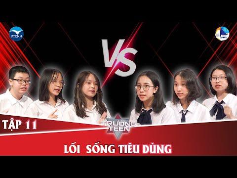 Trường teen 2020 Tập 11 | Phổ Thông Chuyên Ngoại Ngữ - Hà Nội vs THPT chuyên Hạ Long
