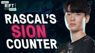 Rascal's MONSTROUS Cho'Gath | Weekly Rift Review