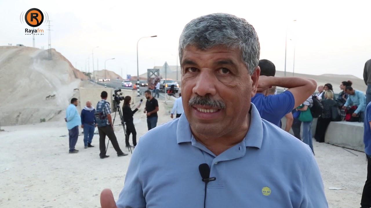 قوات الاحتلال تهدم قرية الوادي الأحمر الجديدة