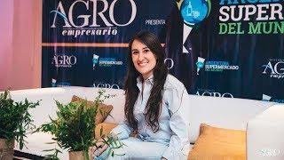 """María Celeste Barcus - Referente Sello """"Alimentos Argentinos"""""""