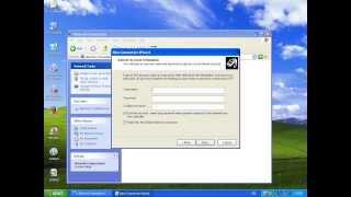 إعدادات البرودباند لويندوز XP
