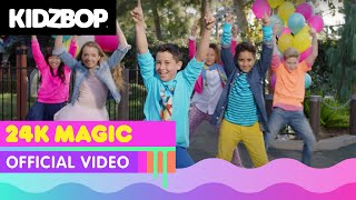 KIDZ BOP Kids - 24K Magic (Official Music Video) [KIDZ BOP 34]