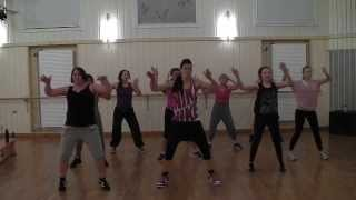 Hey Mickey! Dance Fitness Routine by Linda Edler