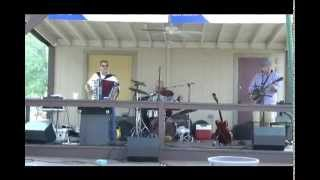 Bobby Mutz Band performance at St. Mary Nativity Picnic. Joliet, IlL.