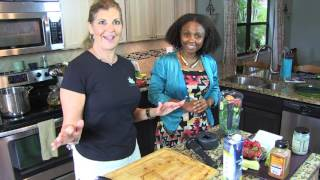 Sherri  Mraz Healthy Cooking Seminar