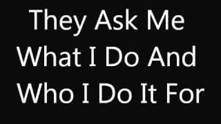 2 Chainz 'Birthday Song' [Big Booty Hoe] Ft. Kanye West [Lyrics On Screen]