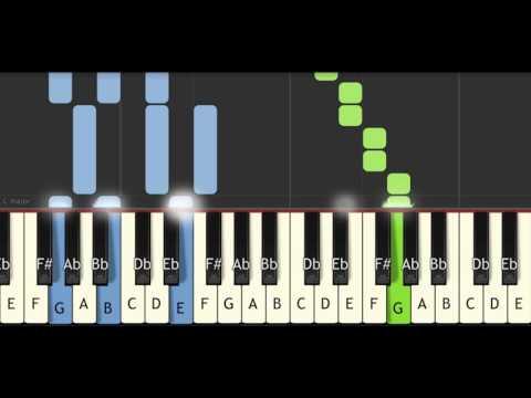 Cinta untuk mama   tutorial piano