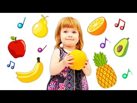 Baby girl videos & Fruits song for babies: Baby Nursery rhymes & kids songs