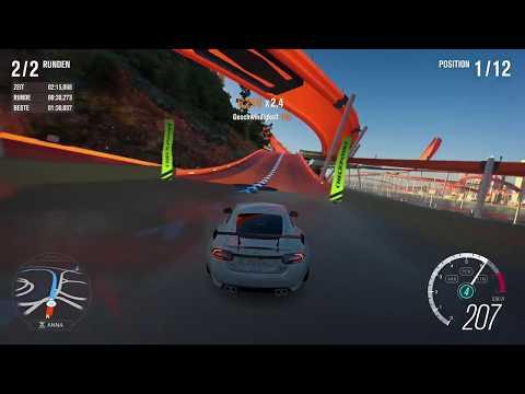 Forza Horizon 3 Hot Wheels Gipfelrennen mit 2015 Jaguar XKR S GT