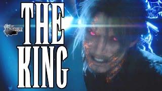Final Fantasy XV - Noctis becomes the King of Kings & kills the Usurper - Ending