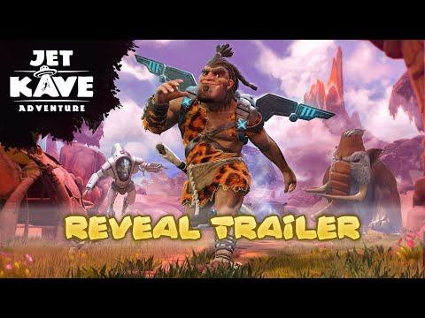 Jet Kave Adventure - Reveal Trailer ESRB thumbnail