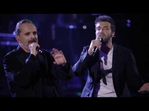 Miguel Bosé - No hay un corazón que valga la pena (con Pablo Alborán) - MTV Unplugged