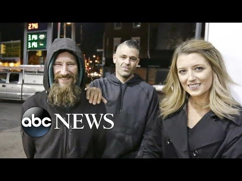 In alleged scheme, couple, homeless man accused of raising $400,000 'on a lie' (видео)
