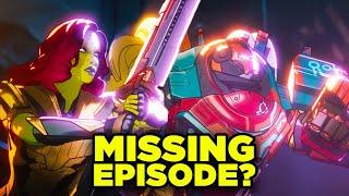 MARVEL WHAT IF Episode 9 REACTION: Missing Gamora Episode Explained!