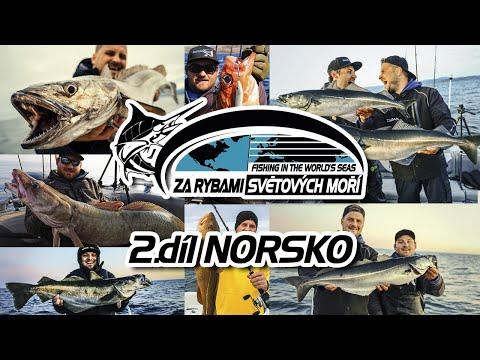 Za rybami světových moří – 2. díl Norsko (HD)(Official movie 202