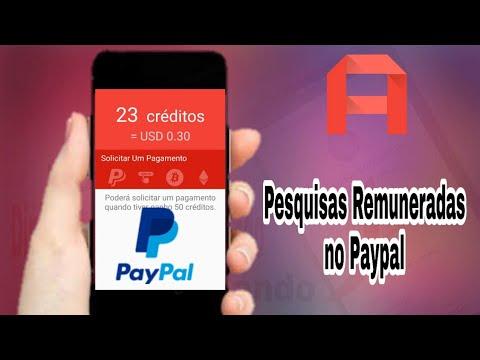 AttaPoll - Como ganhar dinheiro no Paypal Respondendo Pesquisas