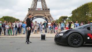 Bugatti VS Touzani: Paris [2Fast Touzani Challenge 2/6]