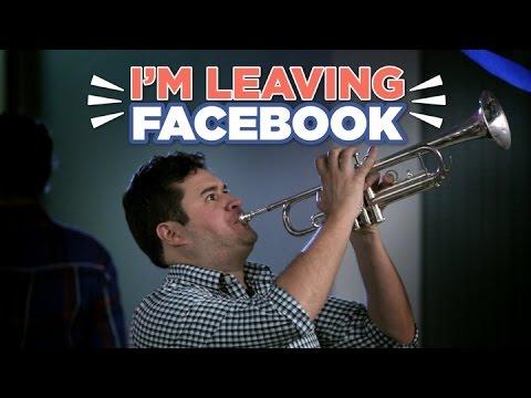 Odcházím z Facebooku