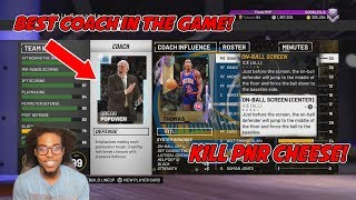 NBA 2K19 Defensive Settings #5 : Everything Pick N Roll! On